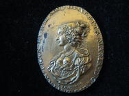Charles I, silver-gilt Royalist Badge